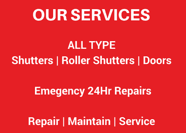 Our_Services Shutter Repairs London